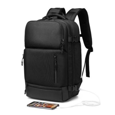 [DICUBO]S형어깨끈 USB포트 16인치 방수 백팩 DC10516