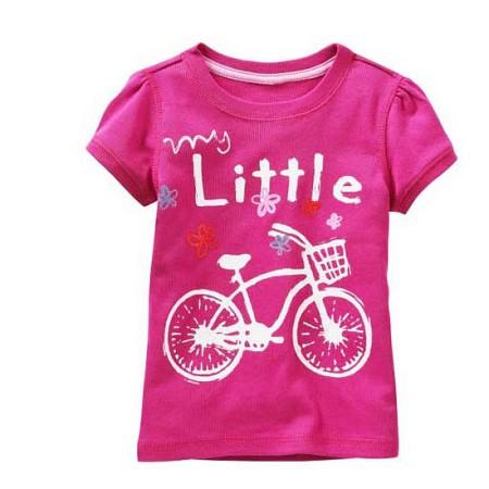 리틀 자전거 유아티셔츠660646(12개월-5세)