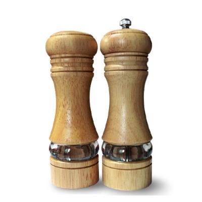 Wooden PepperMill 목제 솔트페퍼밀set