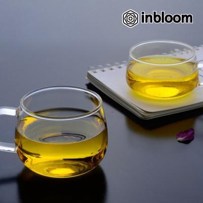인블룸 T 내열유리 티 머그컵(뚜껑포함)