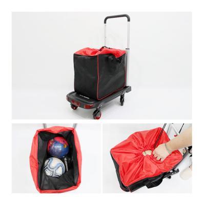 전용 가방이 있는 접이식 다용도 핸드 카트 MHF-180A
