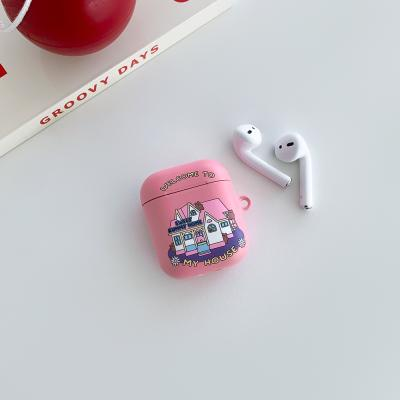 pink house gummy [hard 에어팟케이스]