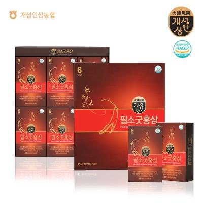 [개성상인] 필소굿홍삼 30포