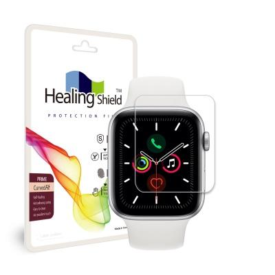 애플워치5 44mm 프라임 고광택 액정보호필름 2매