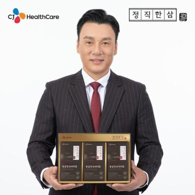 CJ헬스케어 정직한삼 6년근 홍삼정 프리미엄10mlx30포