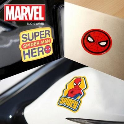 MARVEL 마블 스파이더맨 리무버블 스티커 SET