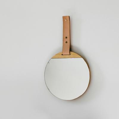 라운드 행잉 거울