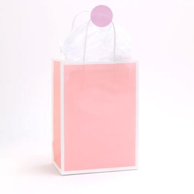 핑크라인 쇼핑백 (5개)