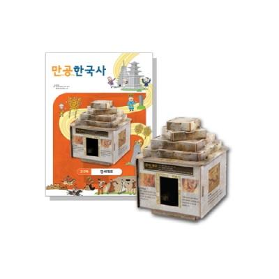 [만공한국사] 고구려_강서대묘