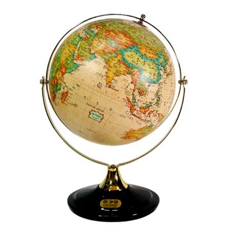 세계로 270-ABR 국문 브라운 지구본