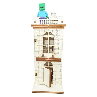 인형의 집 만들기 라푼젤의 집 만들기 키트 ARCH2015001