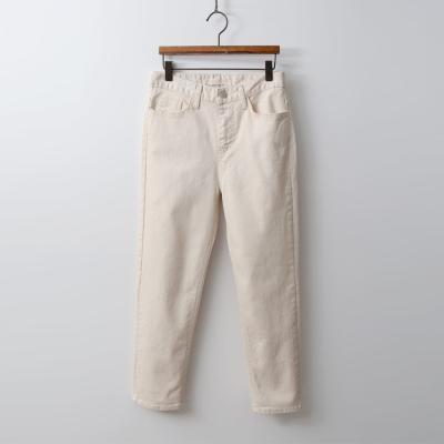 Vanilla Straight Jeans