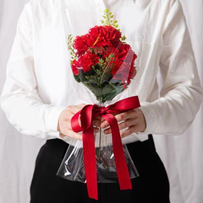 어버이날 카네이션 꽃다발 이벤트꽃 투명한사랑