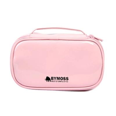 바이모스 화장품파우치-핑크