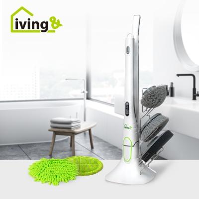 리빙앤 멀티 클린 무선 물걸레 욕실 청소기