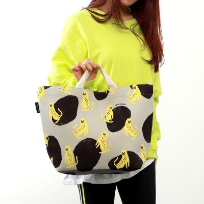 [플루토나인] 치타 숄더백 기저귀가방