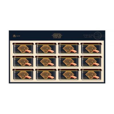 [사조오양] 구르메델리 2호 선물세트 설날 명절선물