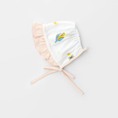 [메르베] 옥수수톡톡 아기모자/보넷/비니_여름용