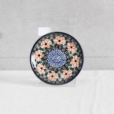 폴란드그릇 아티스티나 원형접시 10cm 패턴1214