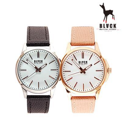 [블랙마틴싯봉] 여성 가죽 손목시계 BKL1656L