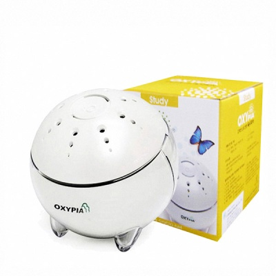 옥시피아 스터디 - 무전원공기정화기 산소발생 CO2제거