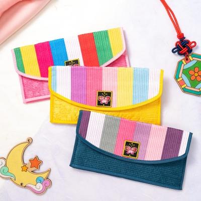 고급 전통 누빔 봉제 지갑 외국인 선물 답례품