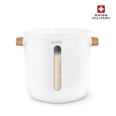 스위스밀리터리 진공 쌀통 14L (12kg) SMA-RC12K