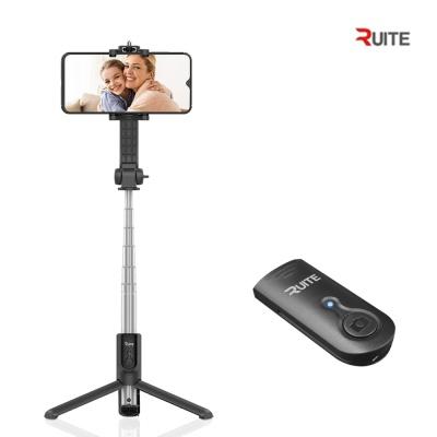루이트 블루투스 삼각대 액션캠 무선 셀카봉 MI2 블랙