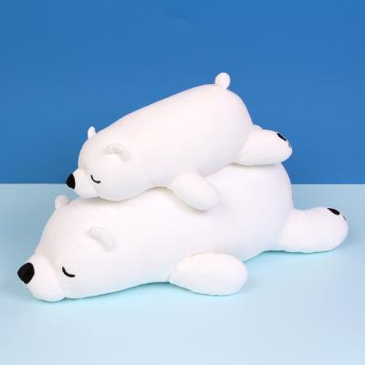 모찌모찌 꿀잠쿠션인형 곰(중) 동물인형