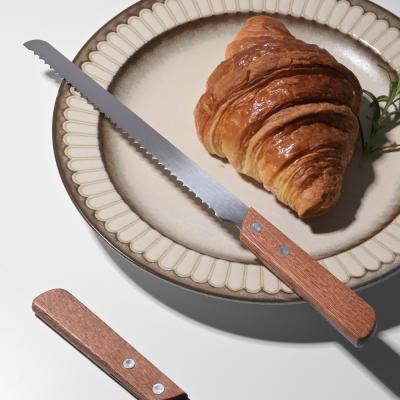 롬우드 스텐 브래드나이프 빵칼 27cm