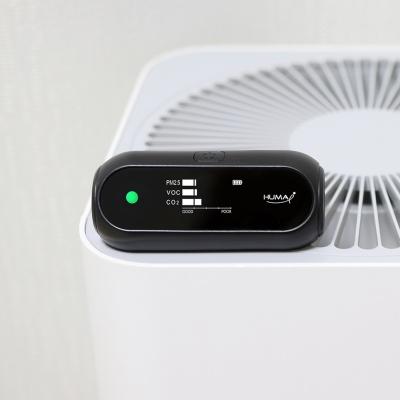[무아스] 휴마아이 휴대용 대기질 측정기 HI-150A