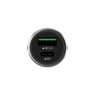 비숍2세대 차량용 USB PD 듀얼포트 고속 충전기 퀵차