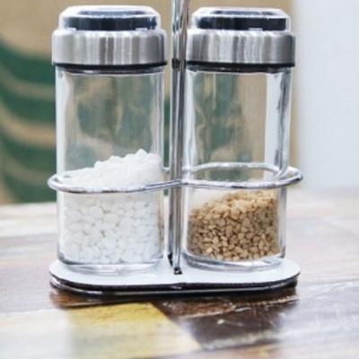 소금과 후추는 식탁 필수품 라센 소금 후추통 2P세트