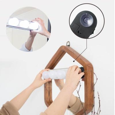 메이크업 조명 화장대 LED 조명등 접착식 미러라이트