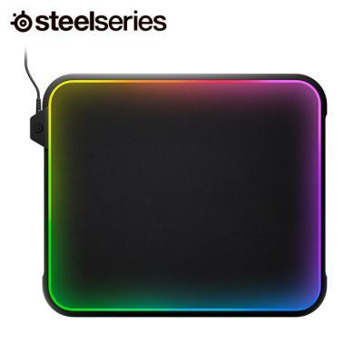 스틸시리즈 Qck Prism RGB LED 게이밍 마우스패드