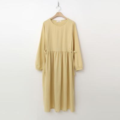Nora Cotton Long Dress