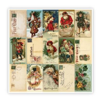 단면 배경지 St Nicholas - Sinterklas