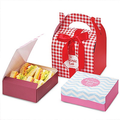 Picnic Lab Lunch Box (2단)