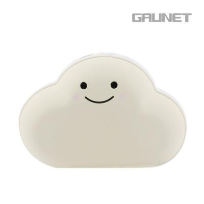 가우넷 구름 휴대용 손난로 보조배터리 3600mAh