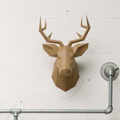 [톰텐]DIY 셀프인테리어 사슴머리장식