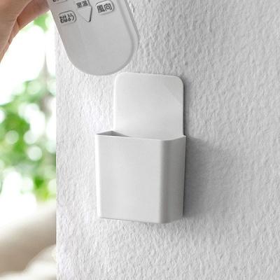 [무료배송]벽걸이 부착형 에어컨 리모컨 보관함