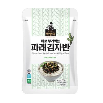박향희파래김자반