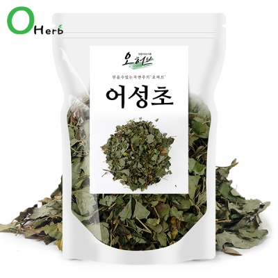국산 어성초 어성초잎 250g (국내산 100%)