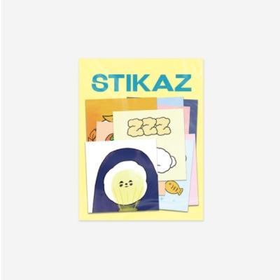 STIKAZ - ZZZ 004