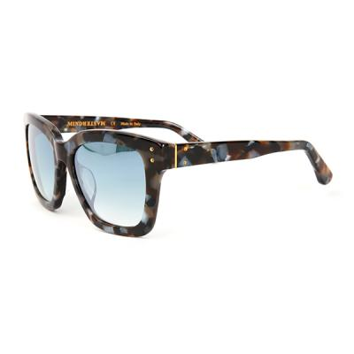 마인드 마스터 MMS1032-D Sunglass (BLACK BROWN)