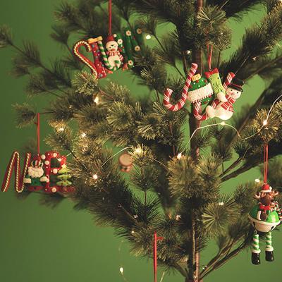 LED 크리스마스 트리와이어 등 조명 전구 (3M 30구)