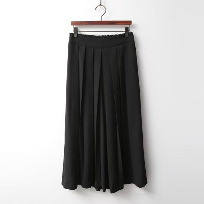Georgia Pleated Wide Pants