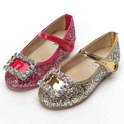 쁘띠 크리스탈구두 150-210 유아 아동 키즈 구두 신발
