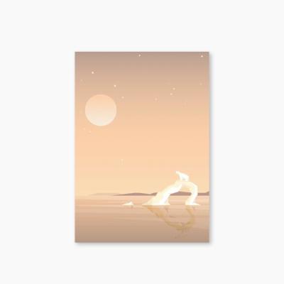 [Moonlight Series] Type A - Bear 유선노트