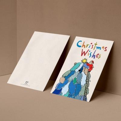 [카드] christmas wishes